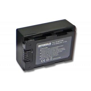 Baterija IA-BP210E za Samsung HMX-S10 / HMX-H200 / SMX-F40, 2000 mAh