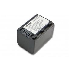 Baterija NP-FH70 za Sony DCR-DVD908E / DCR-HC47 / HDR-CX11E, 1640 mAh
