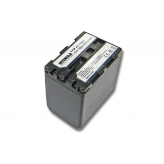 Baterija NP-FM50 za Sony CCD-TRV106K / CCD-TRV108, 4800 mAh