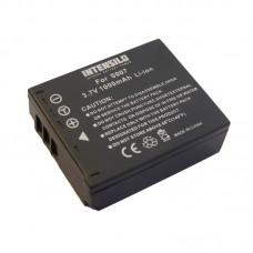 Baterija CGA-S007 za Panasonic Lumix DMC-TZ5 / DMC-TZ4 / DMC-TZ3, 1000 mAh