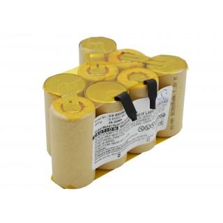 Baterija za Black & Decker DV9605, 3000 mAh