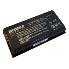 Baterija za Asus A32 F5 / X50 / F5 / F5C / F5GL / F5M / F5N / F5R / F5RI, 6000 mAh
