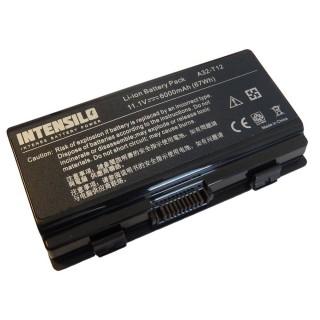 Baterija za Asus X51 / X53 / T12 / A32, 6000 mAh