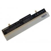 Baterija za Asus Eee PC 1001 / 1001H, bela, 3000 mAh