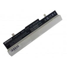 Baterija za Asus Eee PC 1001 / 1001H, bela, 6000 mAh