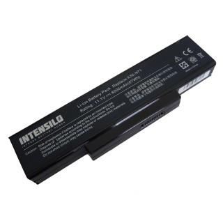 Baterija za Asus A72 / K72 / N71 / N73, 6000 mAh