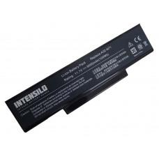 Baterija za Asus A72 / K72 / N71 / N73, 9000 mAh