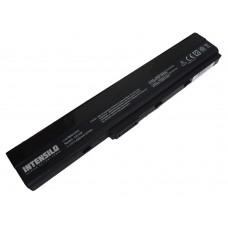 Baterija za Asus A42 / A52 / K42 / K52, 11.1 V, 6000 mAh