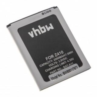 Baterija za Acer Liquid Z410, 2000 mAh