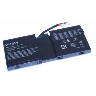 Baterija za Dell Alienware 17 / 18 / M17X R5 / M18X R3, 5600 mAh