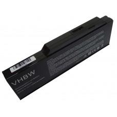 Baterija za Medion Akoya E8410 / P7610 / P8614, 4400 mAh