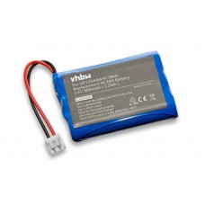 Baterija za Audioline Baby Care V100, 900 mAh