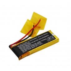 Baterija za Plantronics M50, 80 mAh