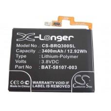 Baterija za Blackberry Passport / Q30, 3400 mAh