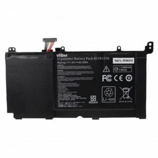 Baterija za Asus R553, 4200 mAh