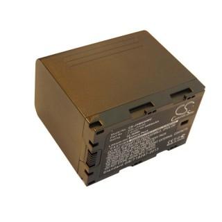 Baterija SSL-JVC50 za JVC GY-HM200 / GY-HM600 / GY-HMQ10, 4400 mAh