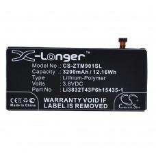 Baterija za ZTE Grand Memo 2, 3200 mAh