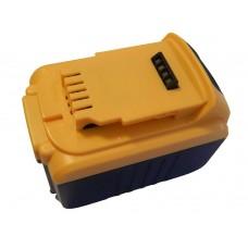 Baterija za DeWalt DCB180 / DCB181 / DCB200, 18 V, 6.0 Ah