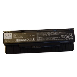 Baterija za Asus G551 / GL771 / N551 / N771, 4800 mAh
