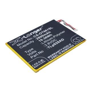 Baterija za Alcatel One Touch Pixi 7, 2800 mAh