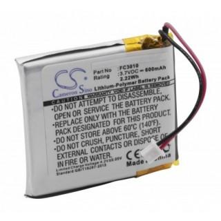Baterija FC3010 za Acme FlyCam 3, 600 mAh