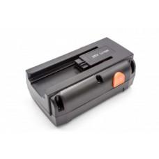 Baterija za Gardena 8838 / 04025-20, 25 V, 3.0 Ah