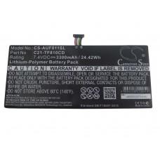 Baterija za Asus VivoTab TF810CD, 3300 mAh