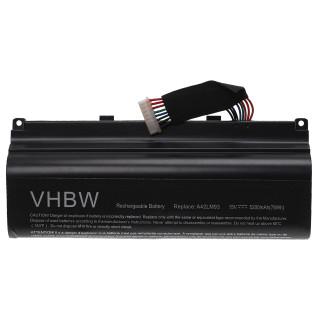 Baterija za Asus G751, 5200 mAh