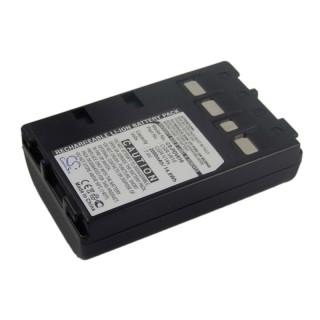 Baterija CGR-V610 za Panasonic NVRS7 / NVRX14 / NVRX57, 2000 mAh