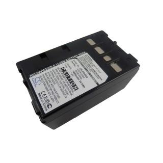 Baterija CGR-V620 za Panasonic NVRS7 / NVRX14 / NVRX57, 4000 mAh