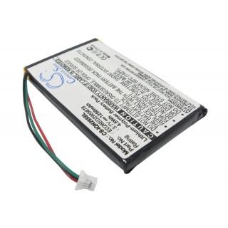 Baterija za Garmin Nüvi 285 / 285W / 285WT, 1250 mAh