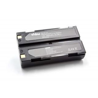 Baterija D-LI1 za Pentax EI-2000 / HP PhotoSmart 912, 3400 mAh