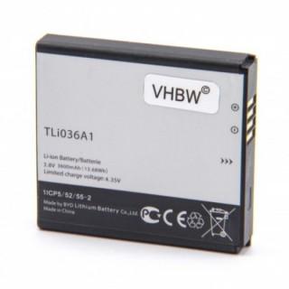 Baterija za Alcatel One Touch Link Y900, 3600 mAh