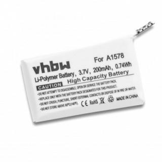 Baterija za Apple Watch 1, 38 mm, 200 mAh