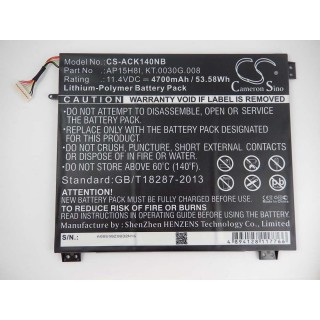 Baterija za Acer Aspire One CloudBook, 4700 mAh