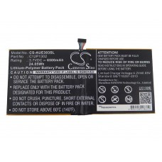 Baterija za Asus MeMo Pad 10 / ME302C, 6500 mAh