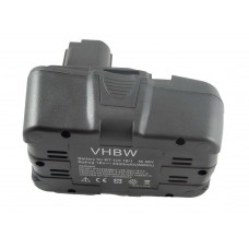 Baterija za Einhell RT-CD18/1, 18 V, 3.3 Ah