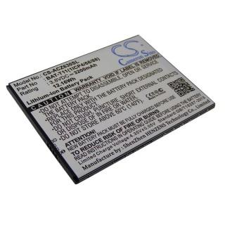 Baterija za Acer Liquid Z630, 3200 mAh