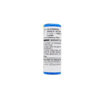 Baterija za Braun 5671 / Philips Norelco 9160XL, 1600 mAh