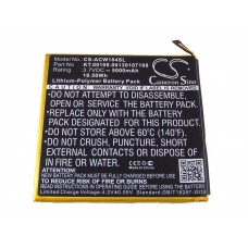 Baterija za Acer Iconia Tab A1-840, 5000 mAh