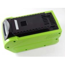 Baterija za Greenworks 24252 / 29282, 40 V, 3.0 Ah