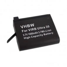 Baterija za Garmin Virb Ultra 30, 1000 mAh