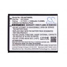 Baterija za Archos 40 Titanium, 1350 mAh