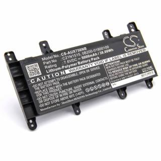 Baterija za Asus X756, 5000 mAh