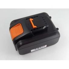 Baterija za Worx WA3527 / WA3539, 16 V, 3.0 Ah