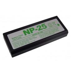 Baterija NP-1 / NP-25 / NP-L50 za Sony BVP-3AP / DXC-3000 / DXC-D30 / KV-5300, 2200 mAh