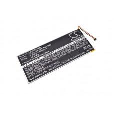 Baterija za Acer Iconia One 7 / B1-730, 3300 mAh