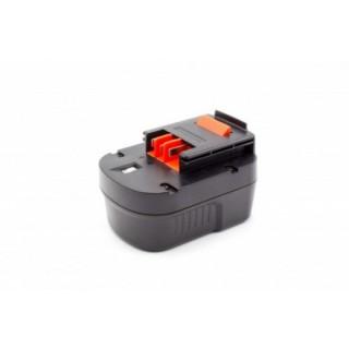 Baterija za Black & Decker A12 / PB12 / A1712 / FSB12, 12 V, 1.5 Ah