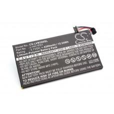 Baterija za Lenovo IdeaTab Miix 3 / Miix3-830, 4200 mAh
