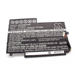 Baterija za Acer Aspire Switch 10E / SW3-013, 8050 mAh